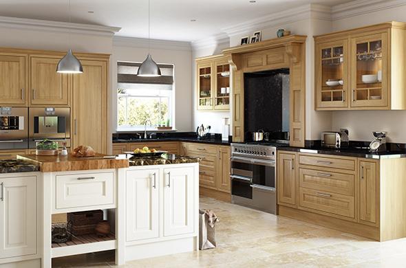 British Built Kitchens Aspire Trade Kitchens German