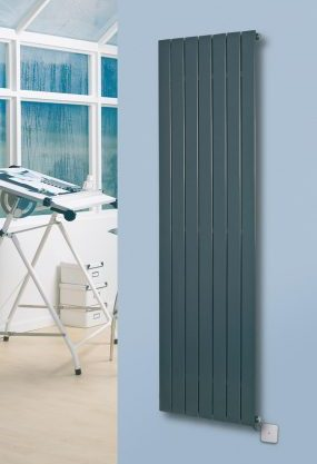 Radiators aspire trade kitchens german and british - Designer vertical radiators for kitchens ...